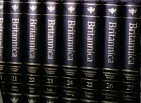 image representing encylopedias