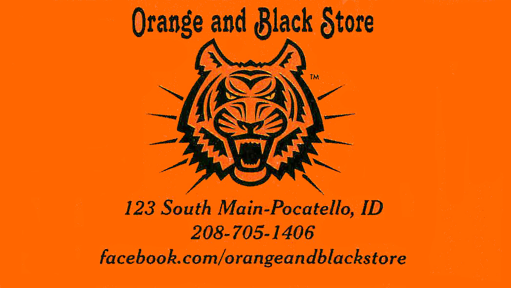 Orange & Black Store logo