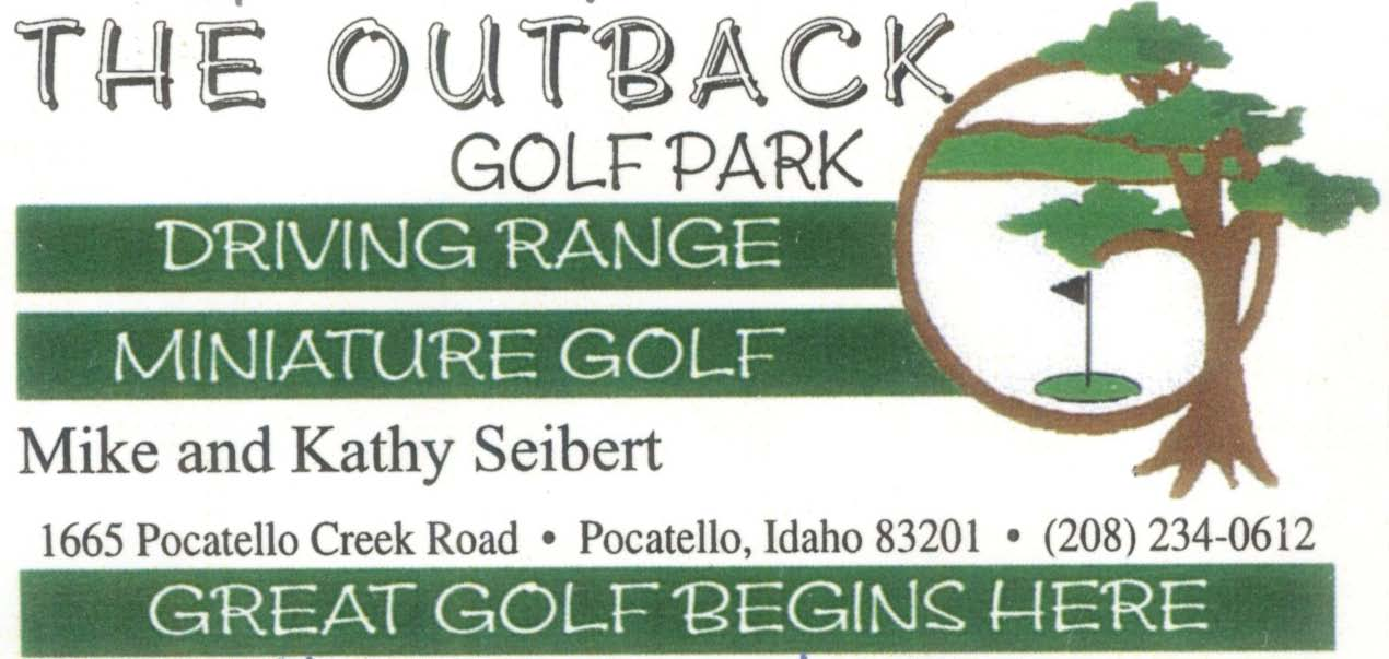 The Outback Golf Park Logo